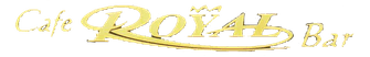 Cafe ROYAL Bar Logo